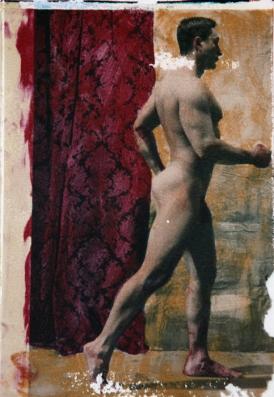 polaroid - Red Drape.JPG